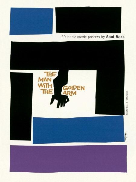 Saul Bass: 20 Iconic Film Posters #film