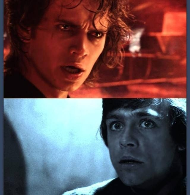 81 Best Images About Anakin And Luke Skywalker On