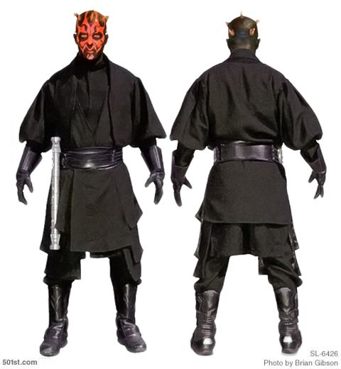 Darth Maul: 501st Legion reference page