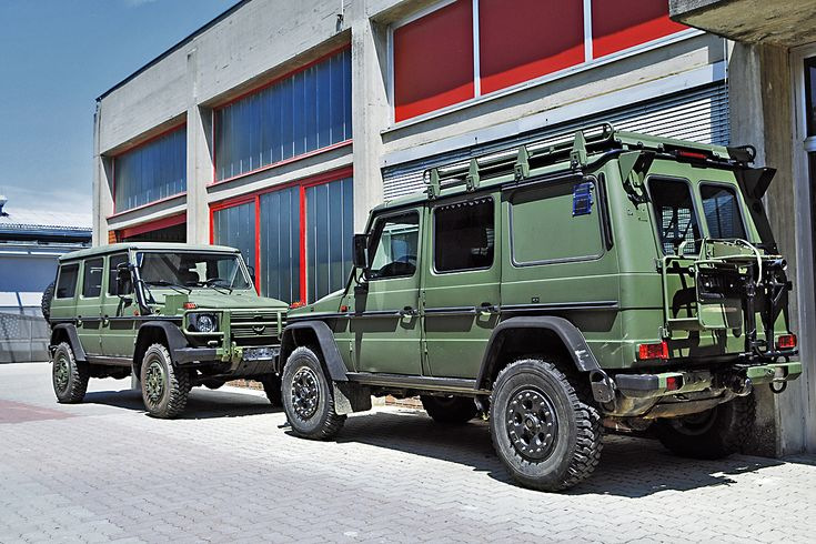 Mercedes g 280 cdi edition pur offroad benz and for Garage mercedes auxerre 89