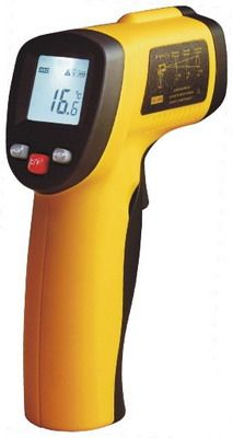 INFRARED THERMOMETER AMF008A - Digital Meter Indonesia