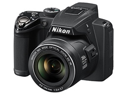 Nikon COOLPIX P500 FRONT VIEW :) In love <3