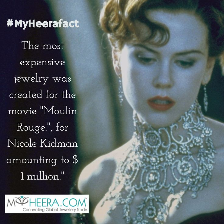 #myheerafact #hollywoodtrivia #expensivejewelry #myheera #startup #b2b #jewelry