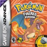 Pokemon FireRed Version, it was fun going back to this updated classic