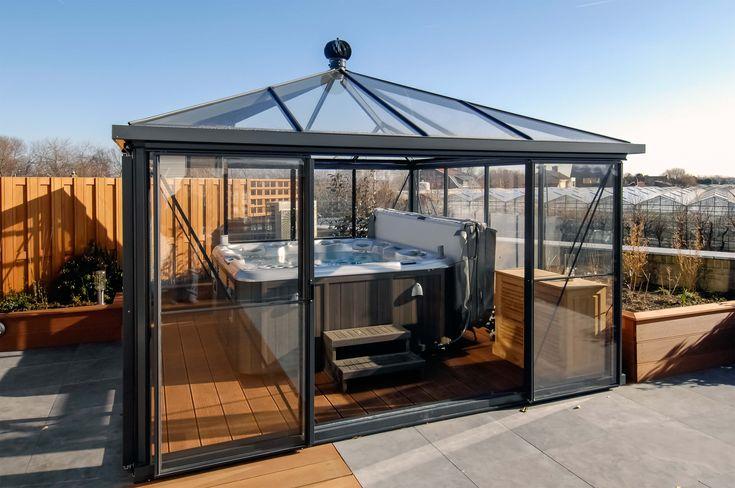 Afbeeldingsresultaat voor Groene daken pergolas