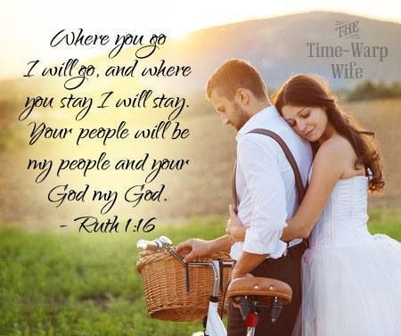 Great marriage quote from the bible