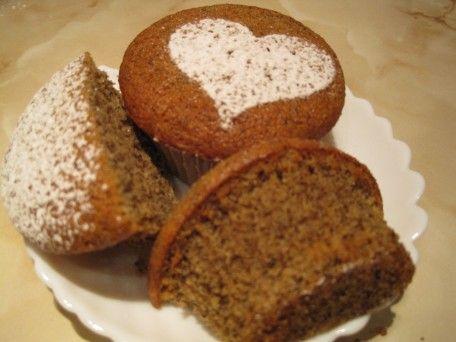 Kávés muffin