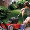 7 steps to keep your mower at its optimum- EASY!  Step-by-step for the start & finish of every mowing season.
