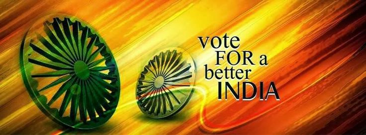 "Vote for Better India.... Exercise Your ""Right to VOTE""......"