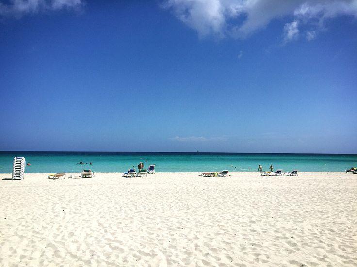 Varadero beach 2015