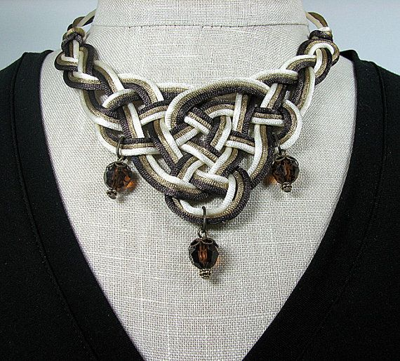 17 Best Ideas About Celtic Writing On Pinterest: 17 Best Ideas About Knot Necklace On Pinterest