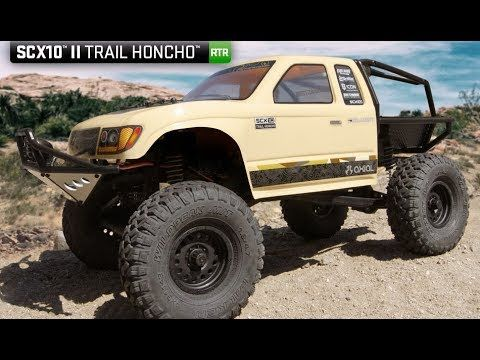 Budget Build Time! Axial SCX10-II Trail Honcho RTR   Radio