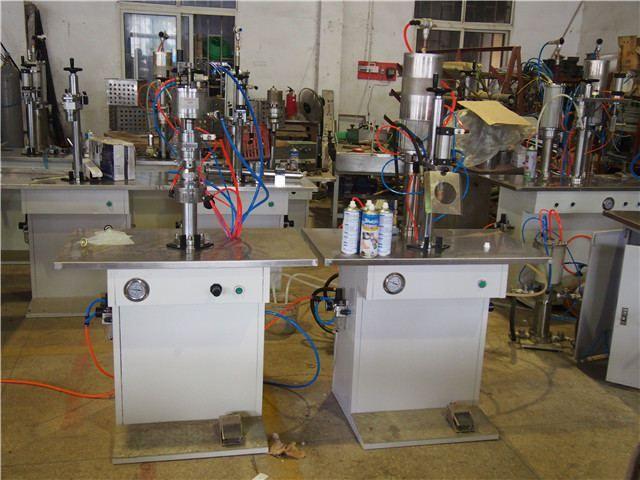 CJXH-800 manual aerosol filling machine,air freshener jar filling machine     More: https://www.aerosolmachinery.com/sale/cjxh-800-manual-aerosol-filling-machineair-freshener-jar-filling-machine.html