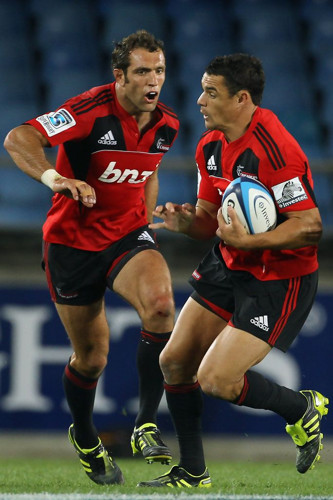 Crusaders 2013 Super Rugby Squad announced
