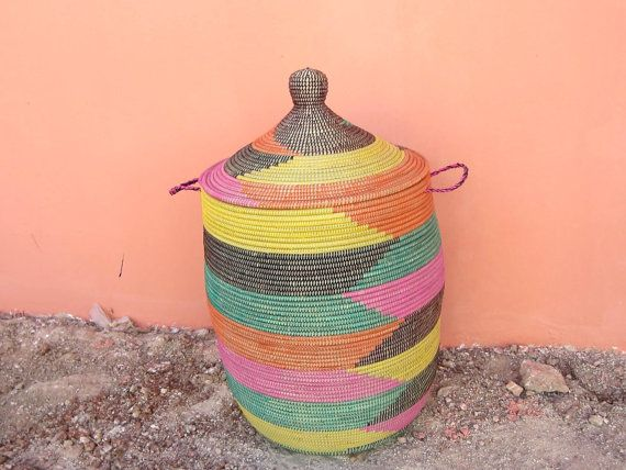 Hey, I found this really awesome Etsy listing at https://www.etsy.com/listing/211831630/santa-fe-new-mexico-style-hamper
