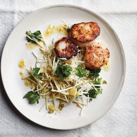 how to cook celery root salad