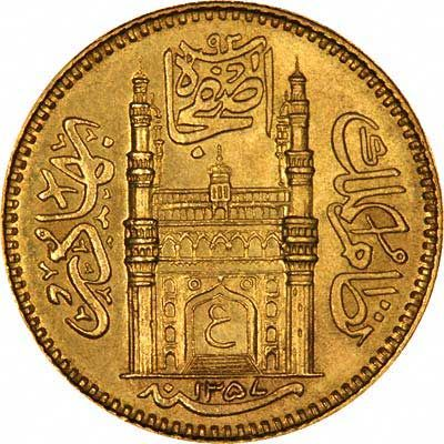 gold+numismatics | Indian Gold Coins - India