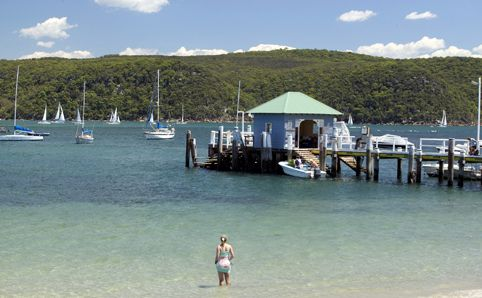 Day trip: Pittwater