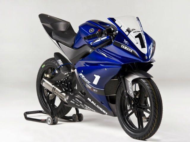 Yamaha YZF-R125 Racing Version