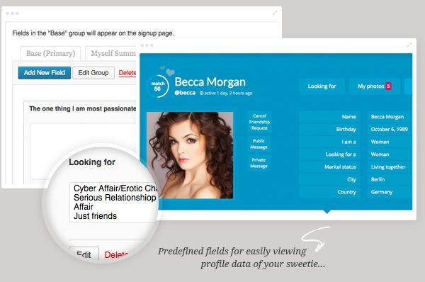 gratis wordpress dating site skabelon speed dating im englischunterricht