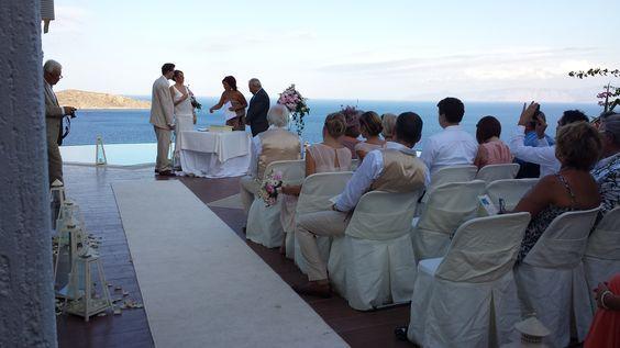 Organise the perfect #weddingday #weddingparty or any #event with #EloundaGulfVillas #Elounda #event #eventplanning #Crete