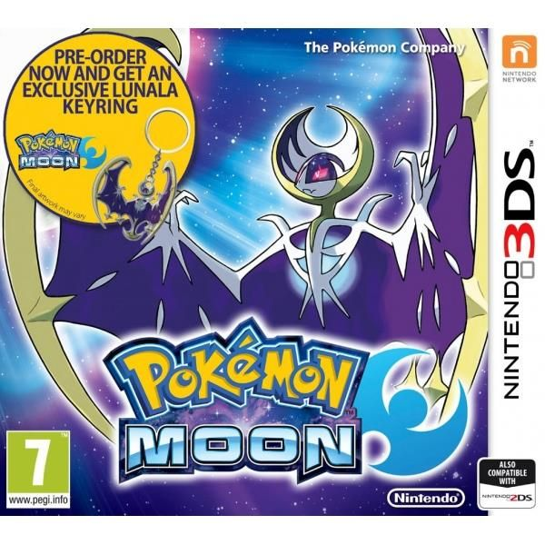 Pokemon Moon 3DS Game  Lunala Keyring   http://gamesactions.com shares #new #latest #videogames #games for #pc #psp #ps3 #wii #xbox #nintendo #3ds