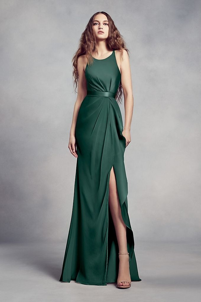 The Best 50 Formal Wedding Guest Dresses For A Black Tie Wedding Of 2020 Vera Wang Bridesmaid Dresses Chiffon Bridesmaid Dress Chiffon Bridesmaid