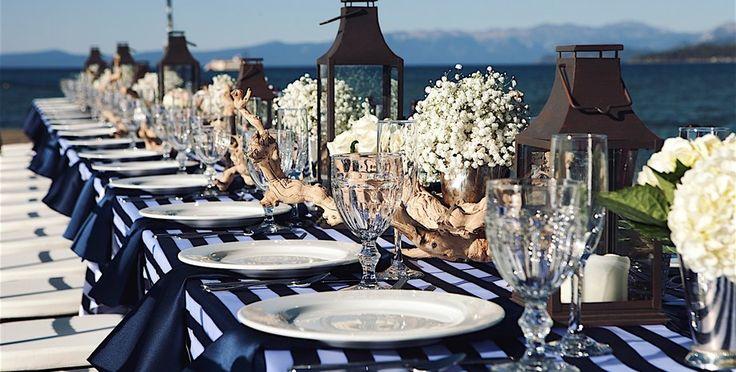 Lake Tahoe Wedding Venues | The Beach Retreat & Lodge | South Lake Tahoe, CA