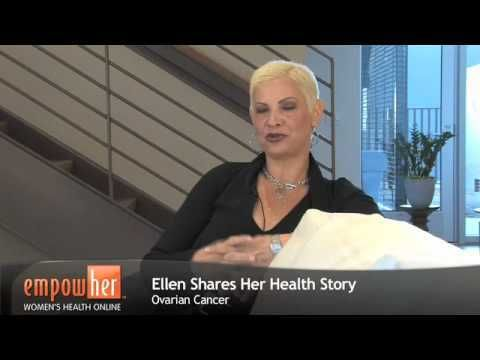 Ovarian Cancer Diagnosis, Did You Have Warning Sings Or Symptoms? - WATCH VIDEO HERE -> http://bestcancer.solutions/ovarian-cancer-diagnosis-did-you-have-warning-sings-or-symptoms    *** ovarian cancer symptoms ***   Ellen shares if she had signs or symptoms before her ovarian cancer diagnosis. For more information visit  Video credits to the YouTube channel owner