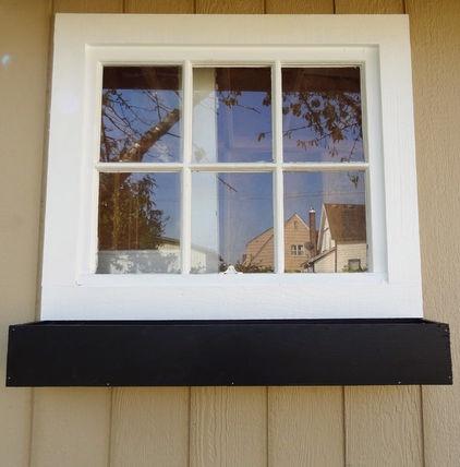 DIY: Build a Modern Window Planter Box: Outdoor Inspiration, Diy Inspiration, Window Planters Boxes, Window Planter Boxes, Modern Windows, Diy Modern, Simple Boxes, Simple Window, Window Boxes