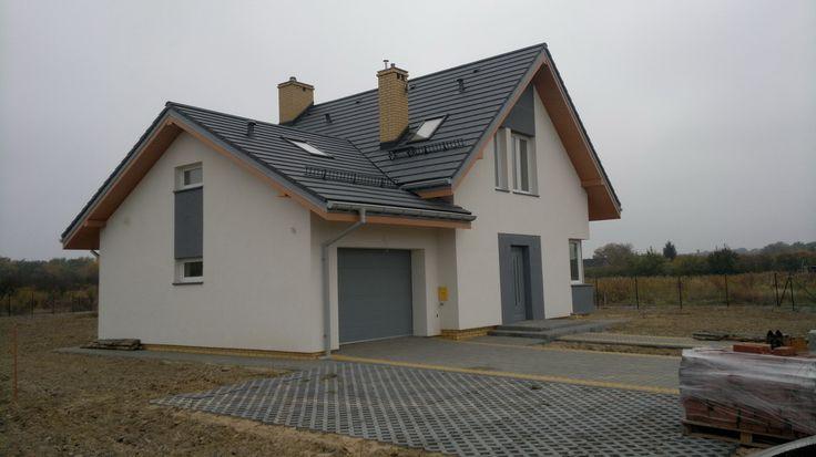 Projekt domu Gucio