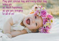 Birthday Quotes For Daughter Turning 1