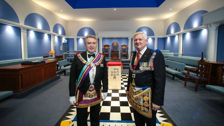 GALLERY: Masonic centre opens at Gwynneville