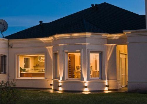 casa con bowindow