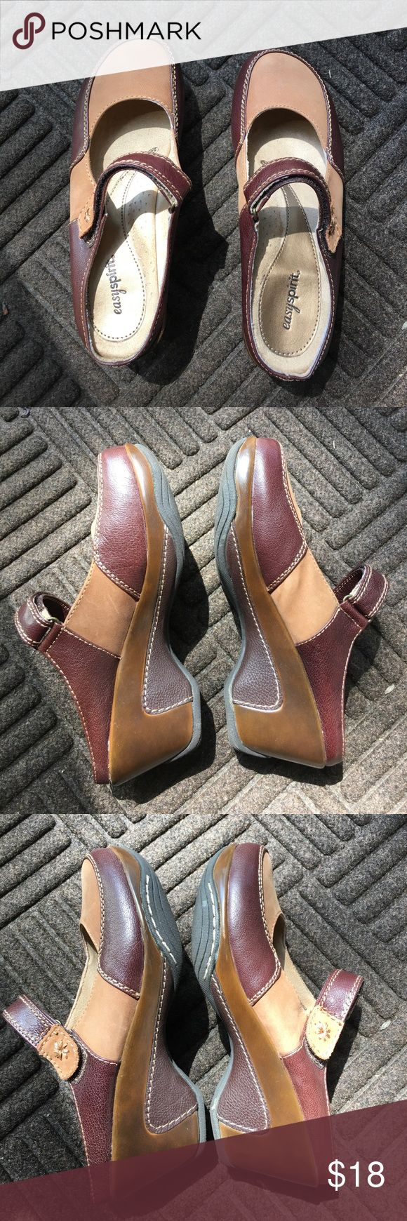 Easy Spirit clogs Barely worn Easy Spirit Mary Jane style clogs Easy Spirit Shoes Mules & Clogs