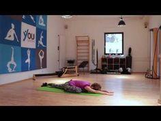Piriformis-Syndrom: effektive Dehnübungen gegen Schmerzen in Gesäß, Beinen und Rücken - YouTube
