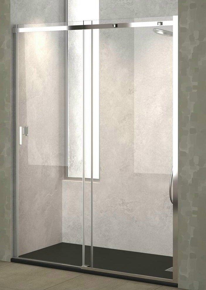 Mampara de Baño de la serie Standard con un diseño clásico y un precio económico.