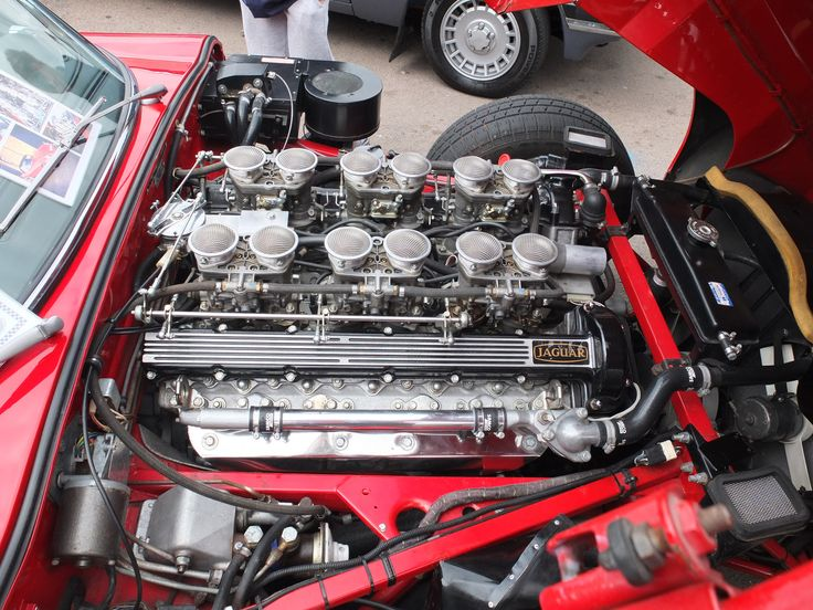 Jaguar E Type V12 Engine V12 Engine Engine And Cars