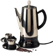 Breville Caf 233 Cordfree Percolator Cmp12 Coffee Maker