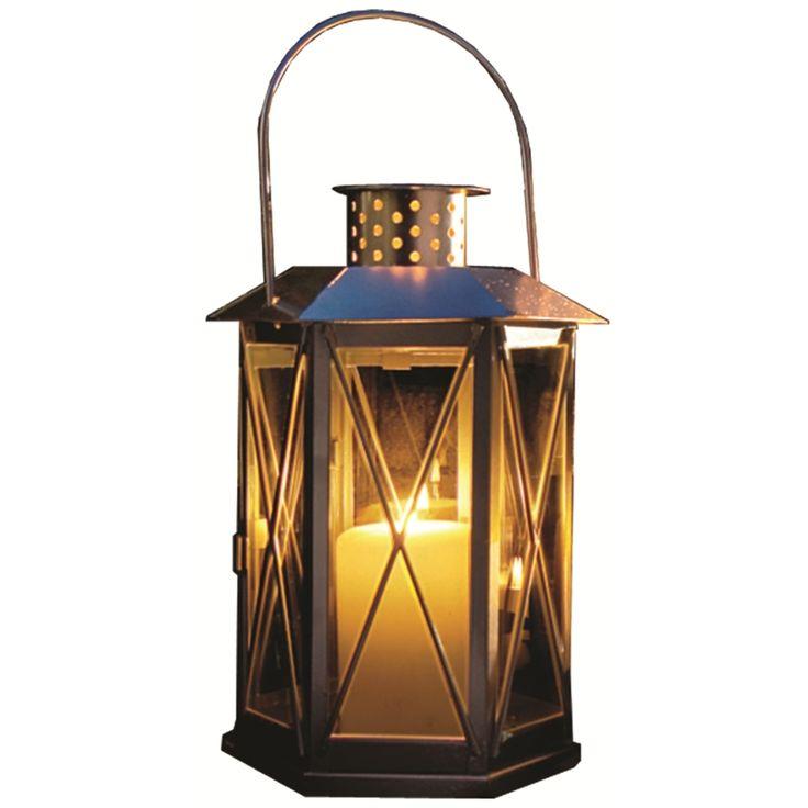 Gardman Pagoda Garden Candle Lantern I/N 2900097