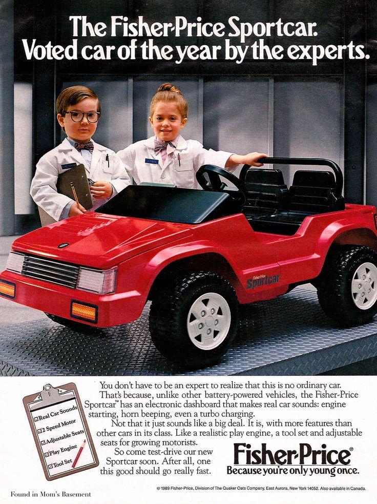 30 increíbles #anuncios impresos que le transportarán en el tiempo a la década de los #80 - #ads #marketing #advertising #tbt