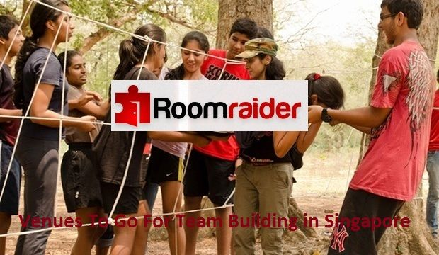There are various venues for team building activities in Singapore, but Roomraider SG is the best place for such activities.