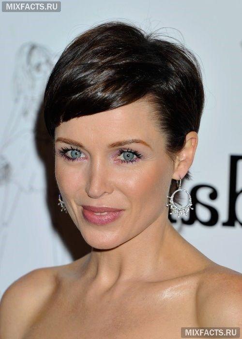 Стрижки на короткие волосы как у знаменитостей (фото)