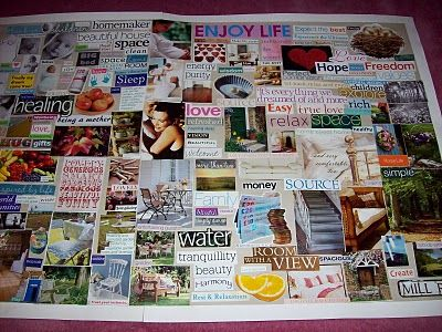 Adding to my vision board http://sunnydaytodaymama.blogspot.co.uk/2010/10/adding-to-my-vision-board.html