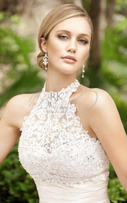 Stella York By Essence Of Australia Style 5619 673 99 From Http Www Halter Neck Wedding