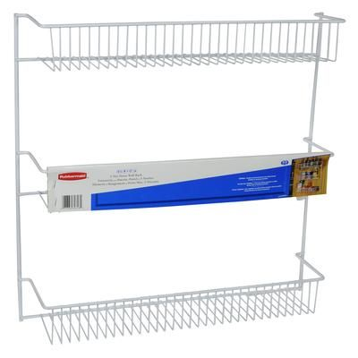 Rubbermaid - Support À 3 Niveaux Pour Porte/Mur - 62318RM - Home Depot Canada  19,97$