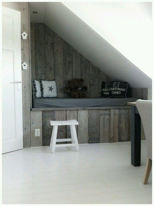 Zolder inrichten - I Love My Interior