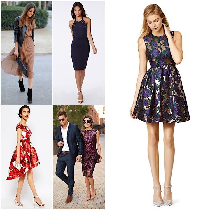 25+ Best Ideas About Autumn Wedding Guest Outfits On