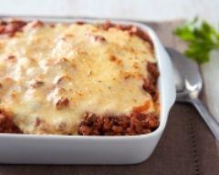 Gratin de bœuf et gnocchi (facile, rapide) - Une recette CuisineAZ