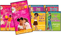 For your tween girl.  I'm going to walk Bevin thru this series, join me!